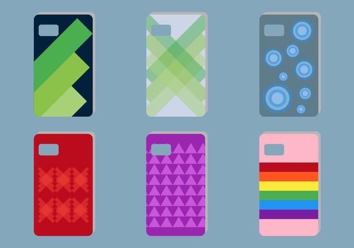 Free Phone Cases Vectors