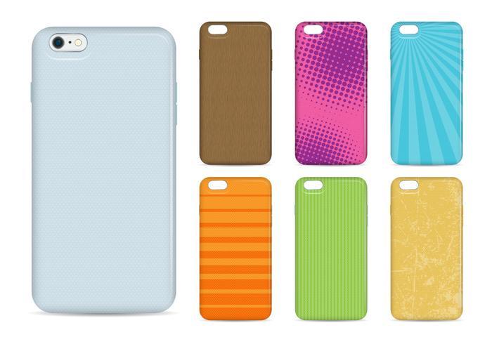 Phone Cases vector